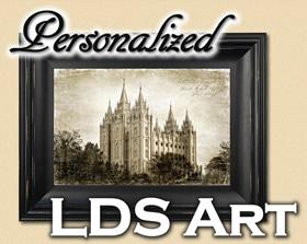 LDS Art Shop