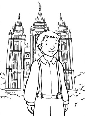 LDS Clipart | temple - Part 7
