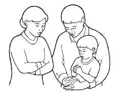 LDS Clipart | prayer